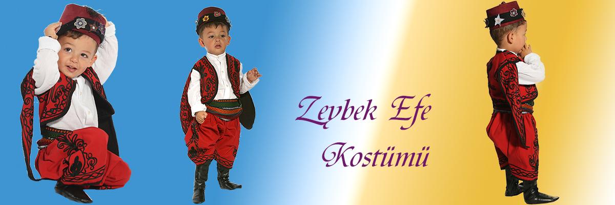 - Zeybek Efe Kostümü